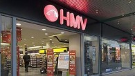 HMV music store within undercover shopping mall