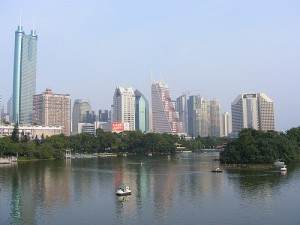 Companies Asia Three Best Emerging Cities In China To Do Business Shenzhen