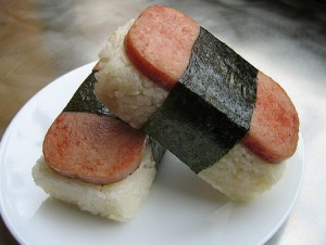 Companies Asia Hormel Plan Position Spam Meat Premium Brand in China Musubi